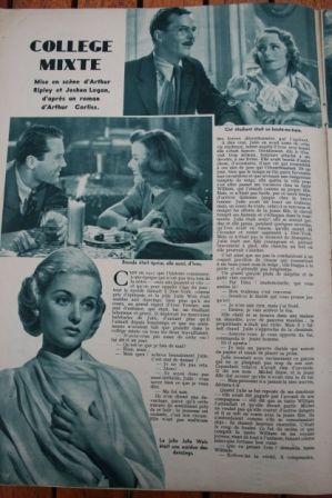 Joan Bennett Henry Fonda Louise Platt