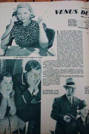 Lloyd Nolan Mary Carlisle Roscoe Karns