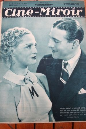 Henry Garat Michele Beryl