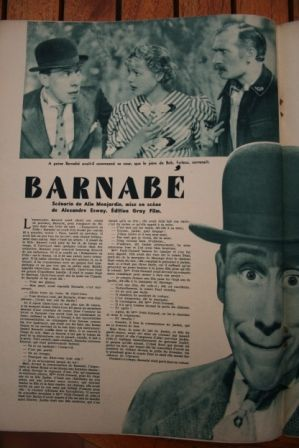 Fernandel Barnabe