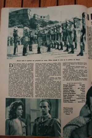 Erich von Stroheim Roger Duchesne Viviane Romance