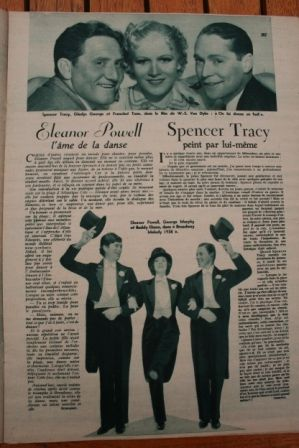 Eleanor Powell Spencer Tracy