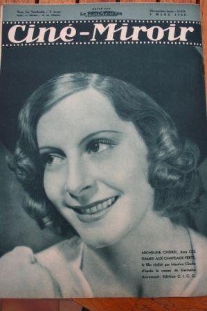 Micheline Cheirel