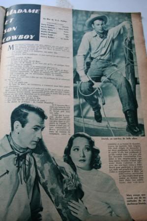 Gary Cooper Merle Oberon