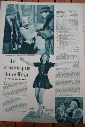 Sonja Henie Richard Greene Joan Davis