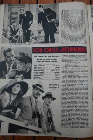Eddy Lombard Josseline Gael Jules Berry