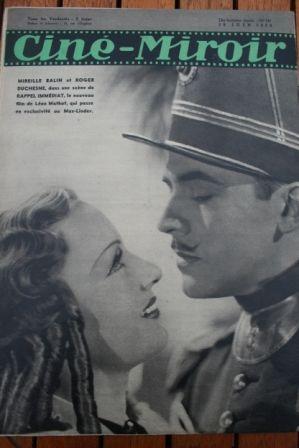 Mireille Balin Roger Duchesne