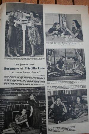 Rosemary Priscilla Lane