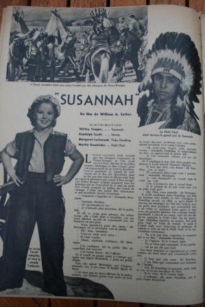 Shirley Temple Randolph Scott Margaret Lockwood