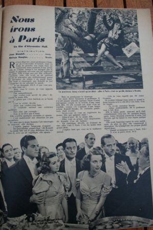 Joan Blondell Melvyn Douglas Walter Connolly