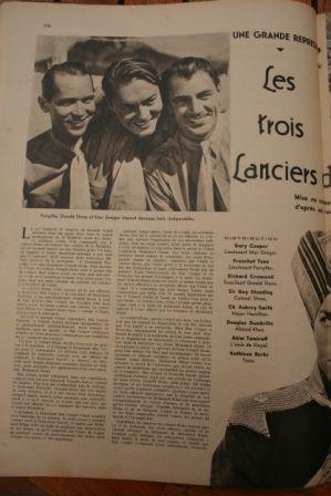 Gary Cooper Franchot Tone Richard Cromwell