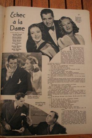 Loretta Young Warner Baxter Binnie Barnes