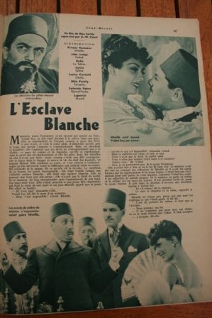 Viviane Romance John Lodge Marcel Dalio