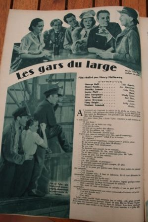 Dorothy Lamour George Raft Henry Fonda