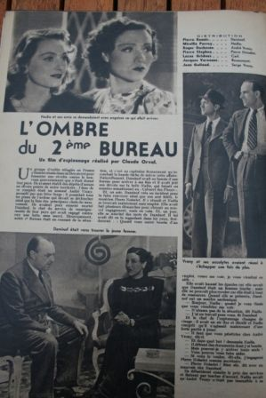 Pierre Renoir Mireille Perrey Roger Duchesne