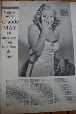 Claude May
