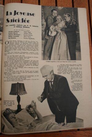 Carole Lombard Fredric March Walter Connolly