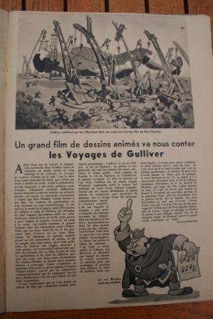 Dave Fleischer Gulliver's Travels