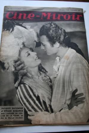 Viviane Romance Jacques Dacqmine