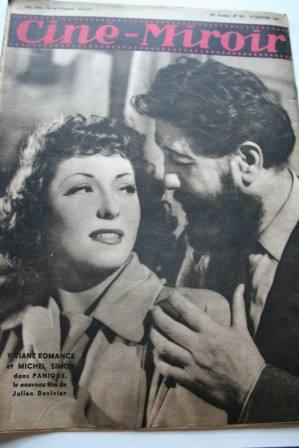 Viviane Romance Michel Simon