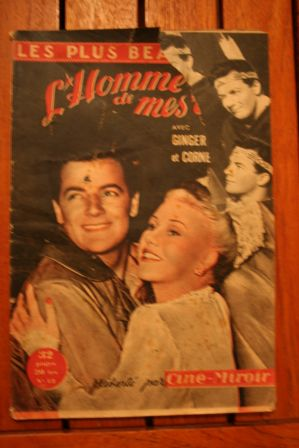 Ginger Rogers Cornel Wilde It Had To Be You