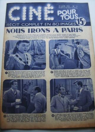 Nous Irons A Paris