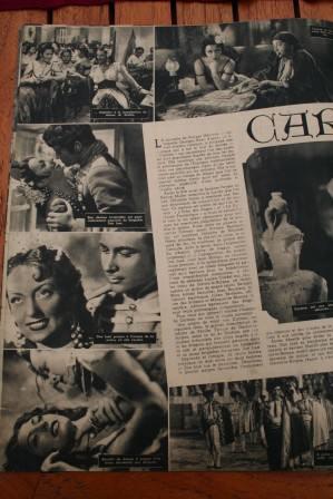 Jean Marais Viviane Romance Carmen