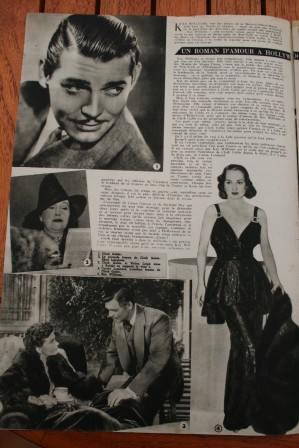Clark Gable Kay Williams