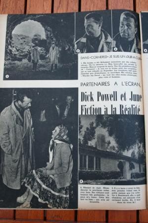June Allyson Dick Powell