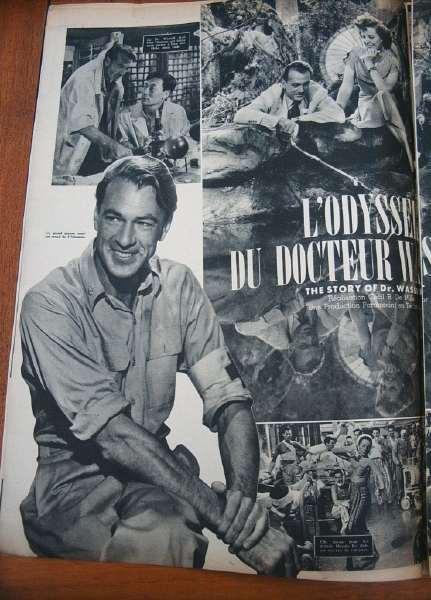 Gary Cooper Laraine Day Signe Hasso