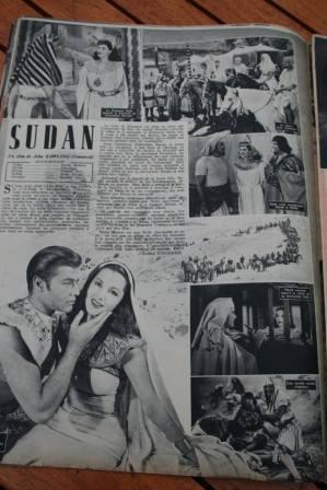 Maria Montez John Hall Sudan