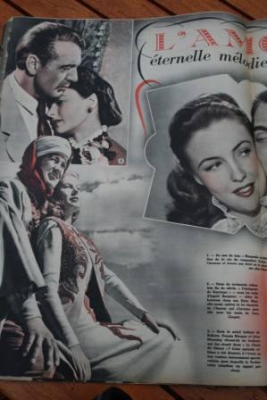 Ingrid Bergman Gary Cooper Leslie Brooks