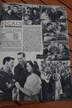Gene Kelly Frank Sinatra Kathryn Grayson