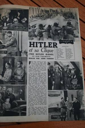 Hitler Robert Watson Alexander Pope Victor Varconi