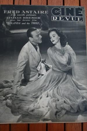 Fred Astaire Lucille Bremer