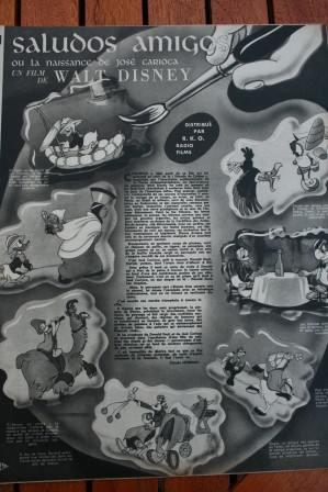 Saludos Amigos Walt Disney