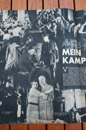 Mein Kampf Hitler Alain Cuny Line Noro
