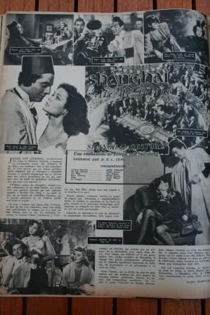Gene Tierney Walter Huston