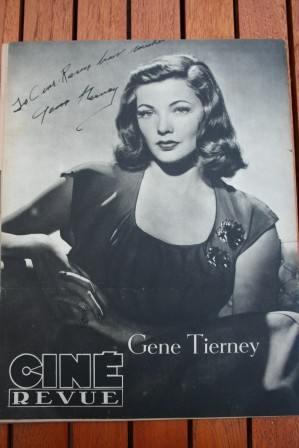 Gene Tierney