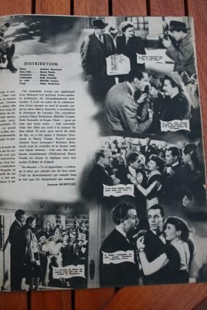 Barbara Stanwyck Henry Fonda