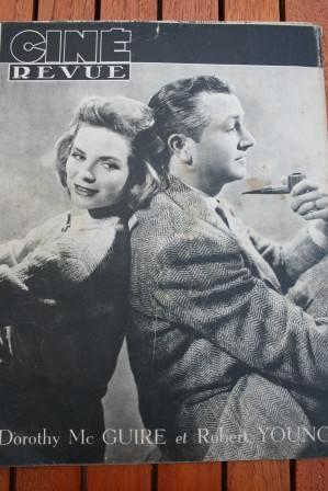 Dorothy McGuire Robert Young
