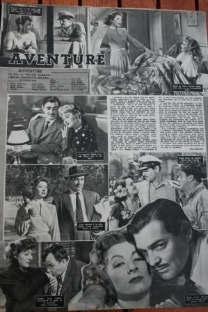 Clark Gable Greer Garson