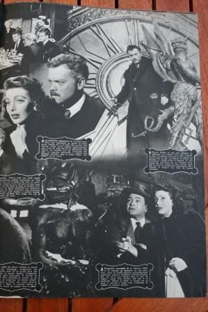 Orson Welles Loretta Young Edward G Robinson