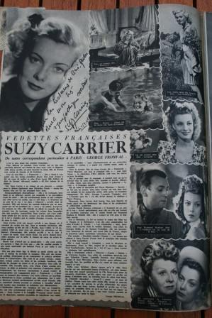 Suzy Carrier