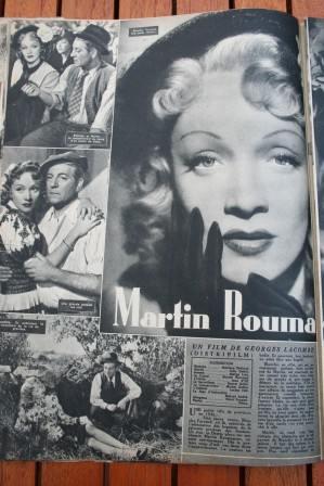 Marlene Dietrich Jean Gabin