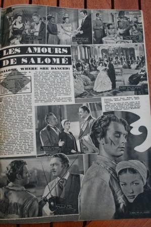 Yvonne De Carlo Rod Cameron