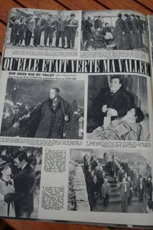 Walter Pidgeon Roddy Mac Dowall Maureen O'Hara