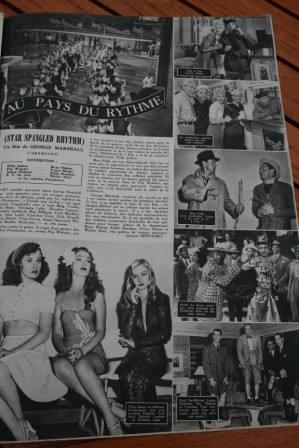 Betty Hutton Victor Moore Star Spangled Rhythm