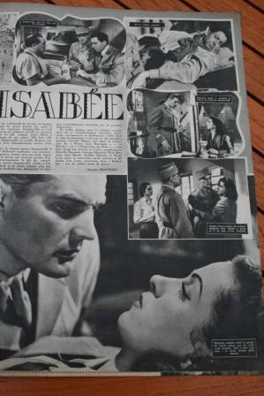 Danielle Darrieux Georges Marchal Bethsabee
