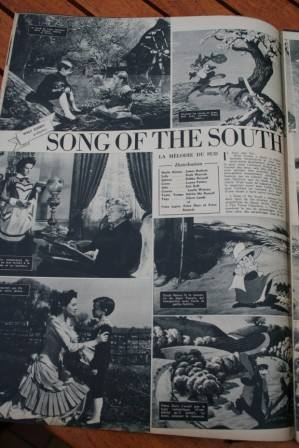 Song Of The South Walt Disney Bobby Driscoll